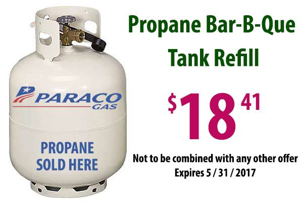 Propane-Gas-Bar-B-Que-Tank-Refill-Sold-may31-2017 | Zainos ...