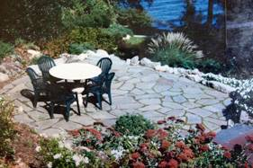 hardscaping design