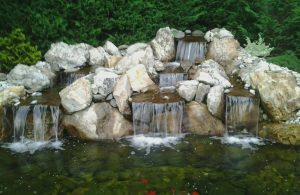waterfall design